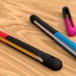 StretchWrite-給筆穿的橡膠變身衣