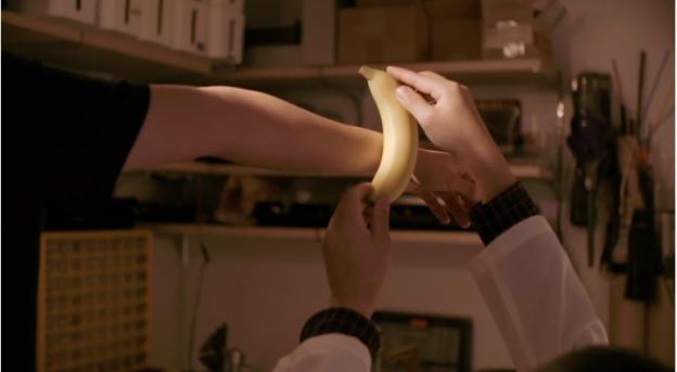 dole wearable banana