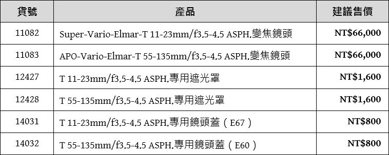 leica-t-camera-system-price-list