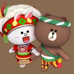 line-brown-and-cony-taiwanese-aborigines-01