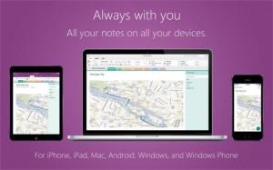 onenote for mac update