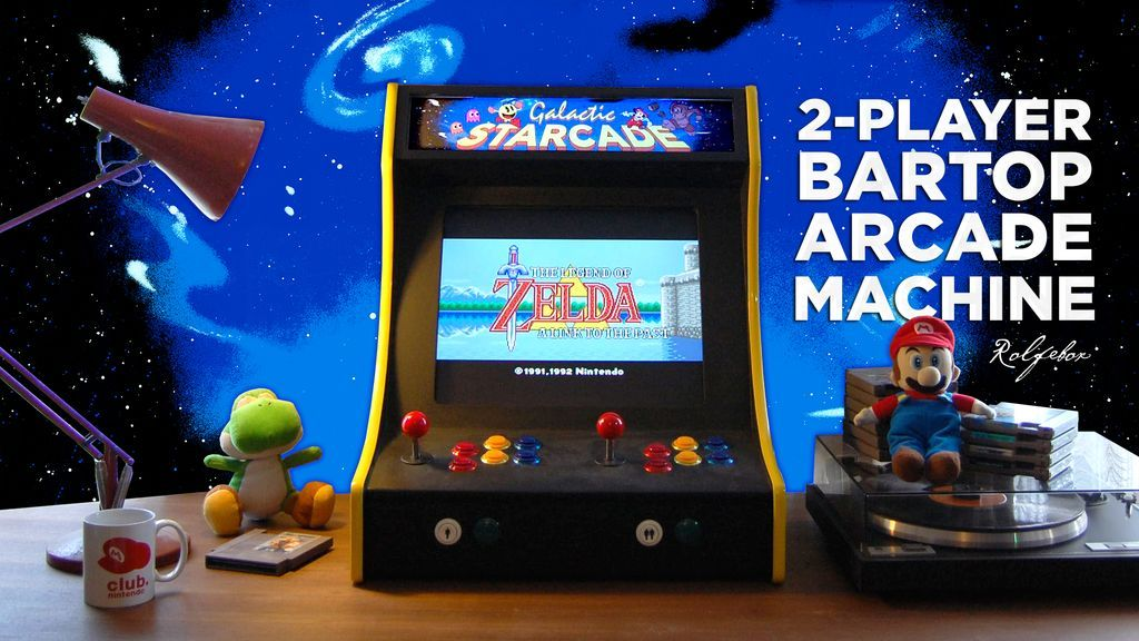 rbpi-arcade