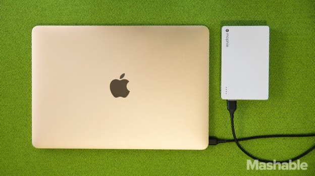 Macbook-and-Mophie-Charger