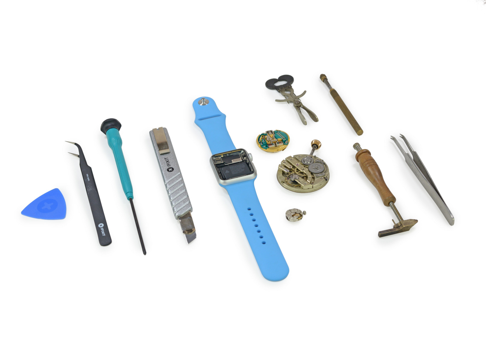 apple watch teardown 2