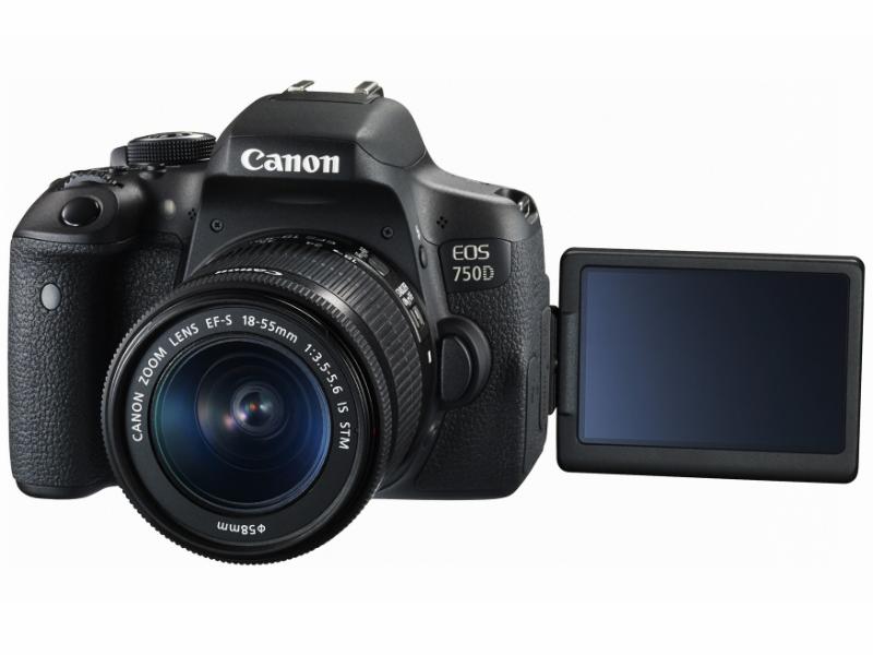 canon-eos-750d-rotate screen