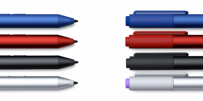 microsoft-surface-3-pen-v4-004-silver-black-red-blue