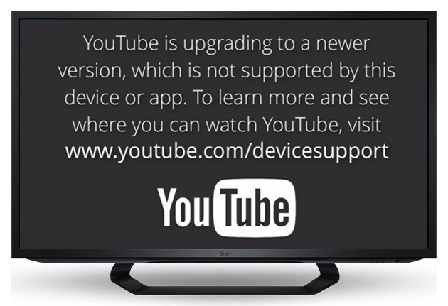 youtube-message-not-supported-by-this-device-or-app-on-google-tv