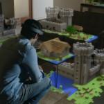 微軟花 25 億買《我的世界》,全是為了 AR 裝置 HoloLens
