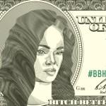 用貪食蛇把蕾哈娜的錢搶回來!