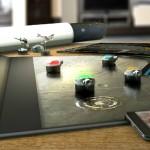 可彎曲智慧桌遊墊 ePawn Arena,把遊戲的虛擬帶入實境