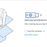 Dropbox 開放使用 USB 驗證登入,資料安全再升級
