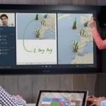 微軟企業會議用大型平板 Surface Hub,出貨延至 2016 年 1 月