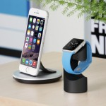 Just Mobile TimeStand 消光黑登場,Apple Watch 時間立架再添新色