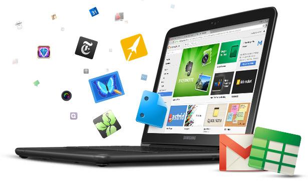 Chrome Online App Store