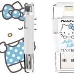 PhotoFast 推 Hello Kitty MAX 隨身碟,蘋果專用輕鬆備份資料