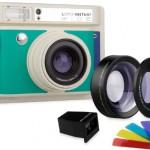 Lomo 推出全新 Lomo'Instant Wide 即拍即印相機,相片紙大兩倍