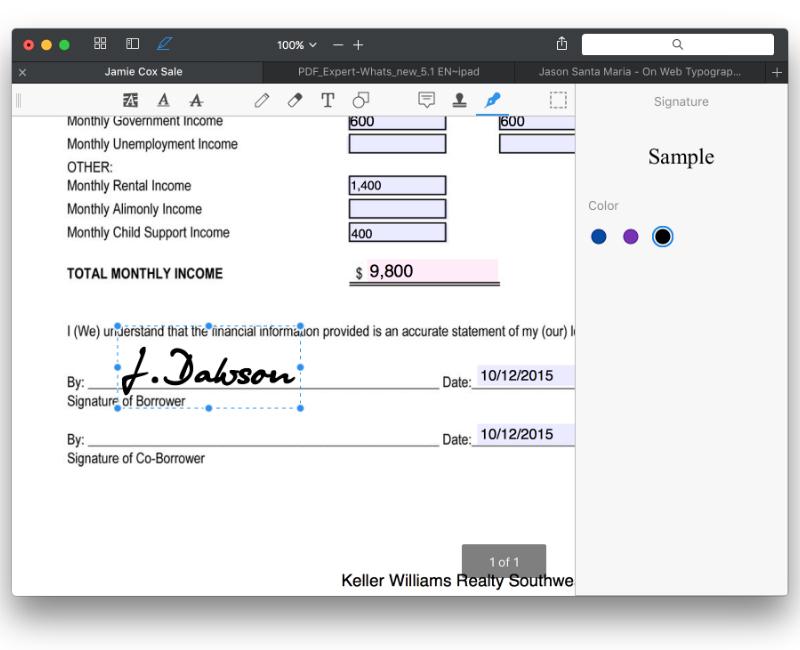 iOS 最好用PDF 編輯器《PDF Expert》,現在來到了MacBook 桌面3C