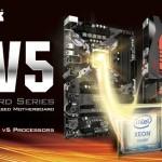 華擎推 E3V5 系列主機板,自由選配 DIY 組裝電腦更彈性
