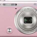 Casio 推 EX-ZR55 自拍相機,可愛輕巧分享美照更容易