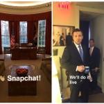 為了跟人民說話,歐巴馬再開闢社群版圖:上 Snapchat 搜尋「The White House」