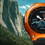 【CES 2016】CASIO 發表首款智慧錶 Smart Outdoor Watch,造型功能有自己風格