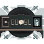 Google 塗鴉紀念,電視首次展示 90 周年