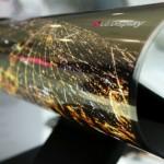 LGD 可捲式 OLED 面板將現身 CES 2016