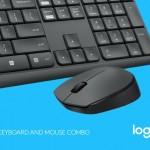 羅技推出無線鍵盤滑鼠組合,耐用、防潑水、電池壽命長