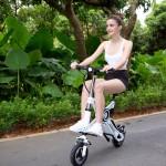 電動摺疊腳踏車、滑板車搶攻最後一哩交通需求