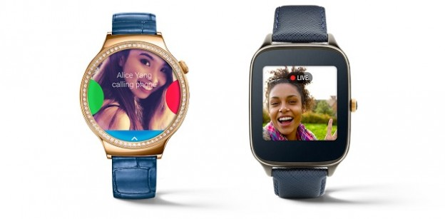 Android-Wear_Huawei-Watch_ASUS-ZenWatch-2