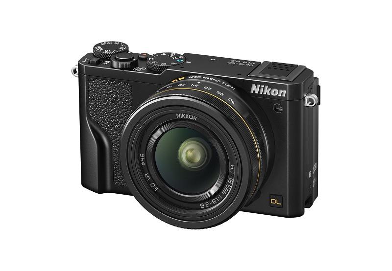 Nikon DL 18-50 mm