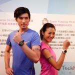 EPSON 發表新款運動手錶 Runsense 及 Pulsense 系列