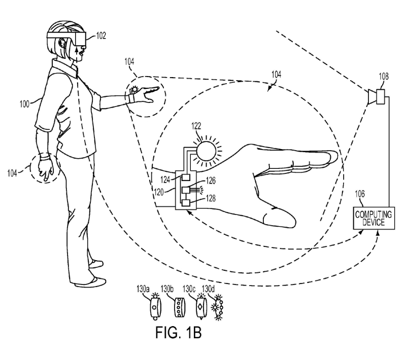 glove-interface-object-patent-sony-fig-1b-part