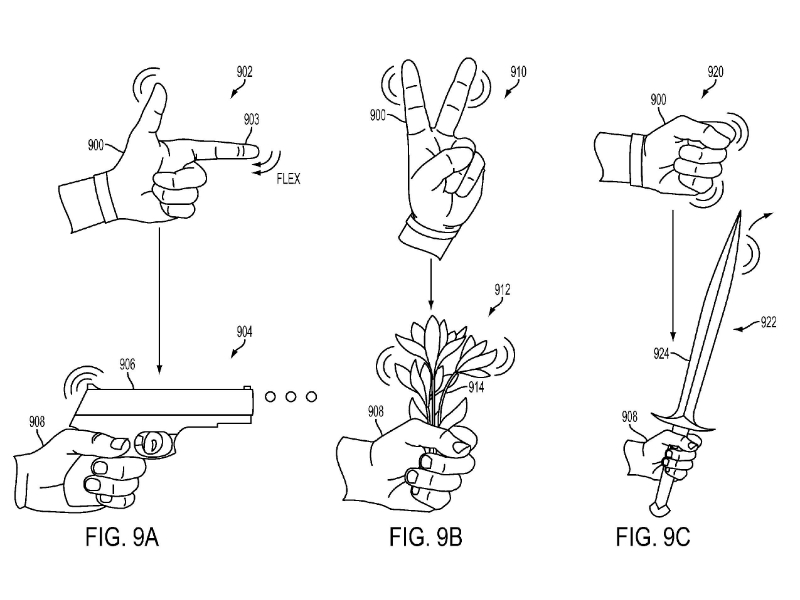 glove-interface-object-patent-sony-fig-9a-9b-9c-part