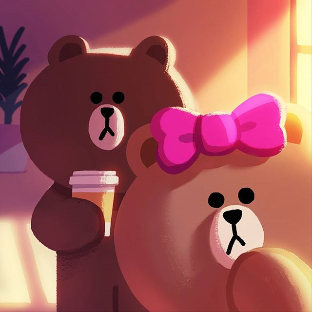 line-friends-brown-choco-812730615498921-part1