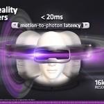 AMD 也在做 VR,號稱 144 Hz 更新率及 16K 解析度