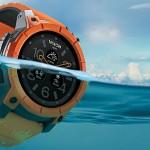 Nixon Mission 防水 100 米可當潛水錶,Android Wear 新突破