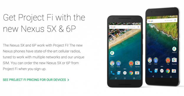 project fi and nexus