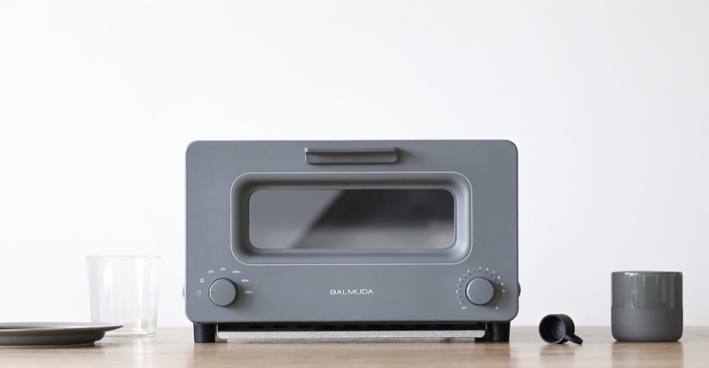 BALMUDA The Toaster 官網