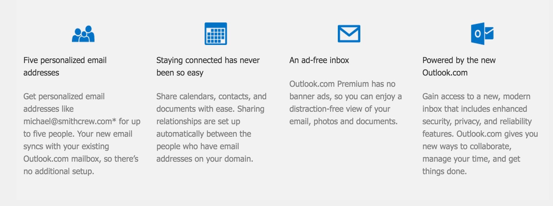Outlook-Premium_features