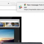 Mac 使用者好消息:Chrome 即將支援 OS X 原生通知提示
