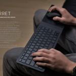 Razer 雷蛇推出客廳用無線鍵盤滑鼠組 Razer Turret