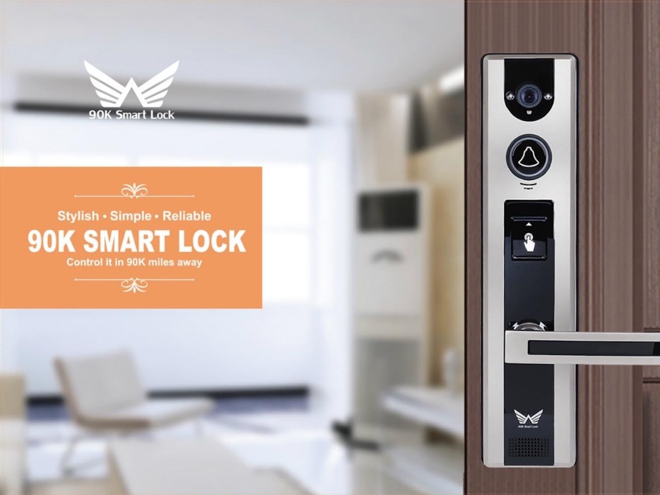 90K Smart Lock_002
