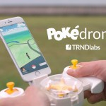 決定就用飛的!用無人機 Pokédrone 玩 Pokémon Go !